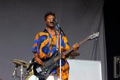 Im Takt: Live Bilder von Metronomy beim Lollapalooza 2017