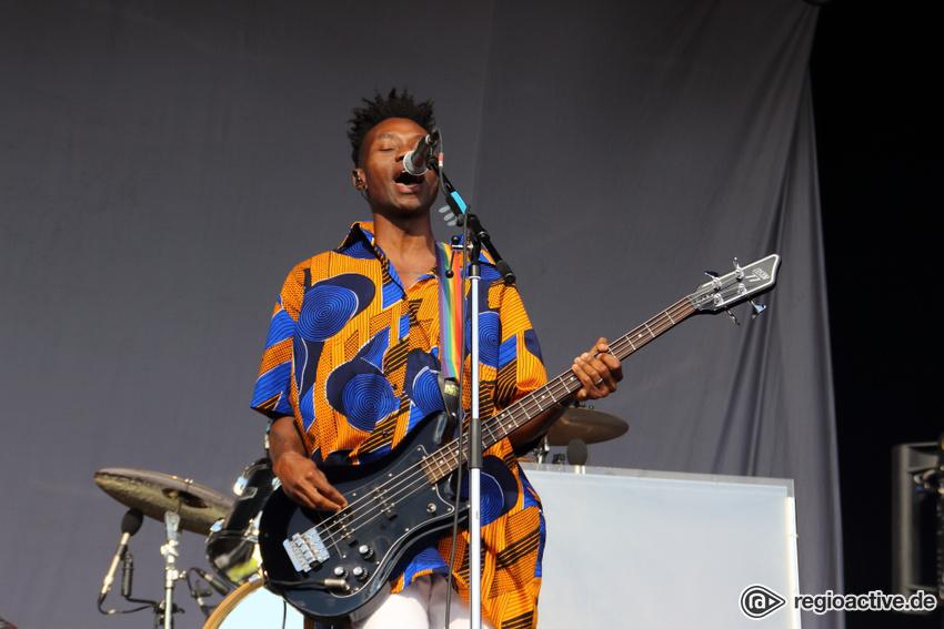 Metronomy live beim Lollapalooza 2017