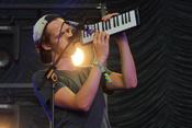Lollapalooza 2017: Fotos von AnnenMayKantereit live