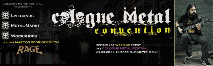 Workshop mit RAGE-Gitarrist Marcos Rodriguez in Köln: 2 Teilnehmerplätze zu gewinnen!