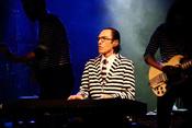 In Streifen: Sparks live im Berliner Columbia Theater