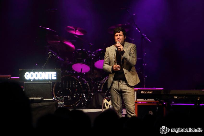 Mr. Goodnite (live in Berlin, 2017)