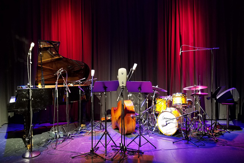 """Digital Concert Club"": Jazz Club Moods streamt Konzerte"