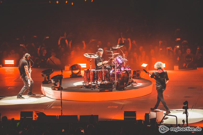 Heiß begehrt - Metallica: Konzert in Mannheim ausverkauft