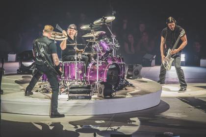 """""""Sehr nervös"""" - Metallicas erster Auftritt überhaupt: Lars Ulrich zeigt seine Notizen"""