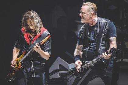 Neuer Erwerbszweig für Hetfield und Co? - Ahnungslos: Frau hält Metallica für eine Modemarke