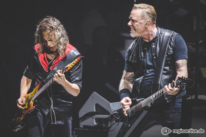 Fest verdrahtet und hochexplosiv - Metallica bringen die Lanxess Arena Köln an den Rand der Selbstzerstörung
