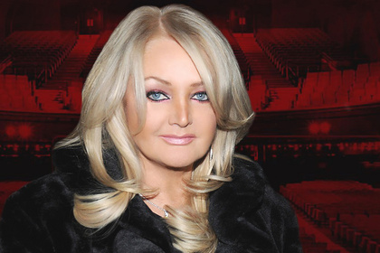 """Über 40 Jahre - Die First-Lady des Rocks Bonnie Tyler ist 2018 auf """"It's a Heartache"""" Tour"""