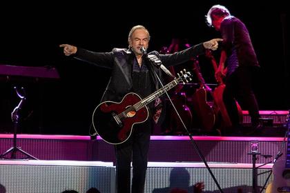 50 Jahre meisterhaft - Neil Diamond glänzt in der SAP Arena in Mannheim
