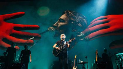 Wir und die - Roger Waters: Sechs Konzerte in Deutschland und Österreich 2018