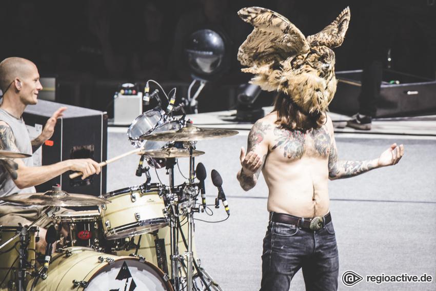 Kvelertak (live in Köln, 2017)