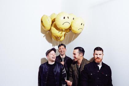 Die Einzelshow in Berlin ist nicht genug - Fall Out Boy kommen im April für vier weitere Konzerte nach Deutschland