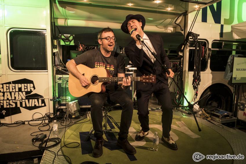 Maxïmo Park (live in Hamburg, 2017)