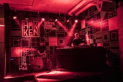 Oiski Poiski - Soviet-Psych: Live-Bilder von Hatti Vatti beim Reeperbahn Festival 2017