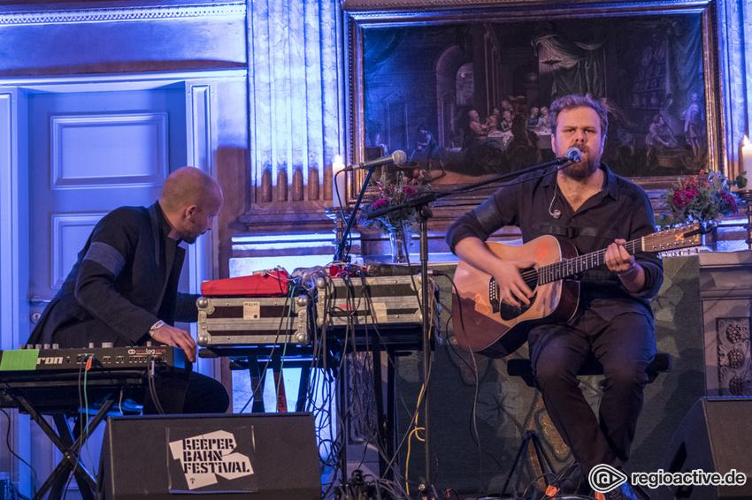 Loney dear (live in Hamburg, 2017)