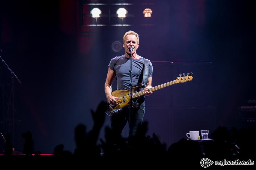 Sting (live in Mannheim, 2017)