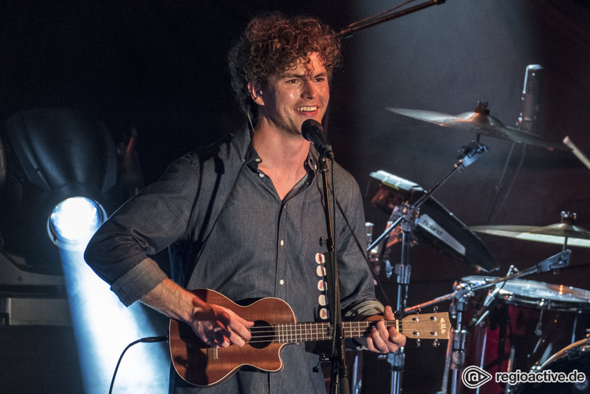 Vance Joy (live in Hamburg, 2017)