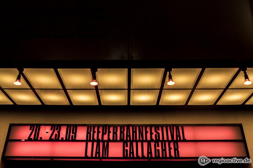 Liam Gallagher (live in Hamburg, 2017)
