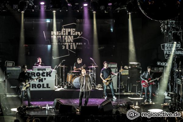 Vier Tage in Hamburg - Das Reeperbahn Festival 2017 feiert Rekorde und Entdeckungen