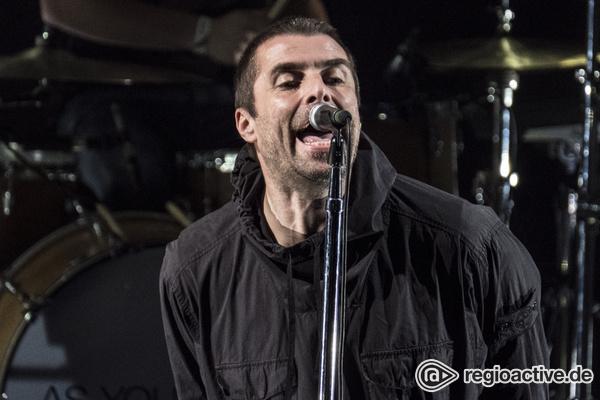 Songs von Liam - Liam Gallagher: Neue Single erscheint womöglich am 7. Juni