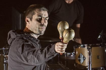 Neue Band, neues Glück? - Fotos von Ex-Oasis-Sänger Liam Gallagher live beim Reeperbahn Festival 2017