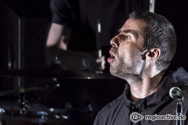 """""""I'm focking sorry"""" - Die Stimme weggeblieben: Liam Gallagher muss Konzert in Hamburg beenden"""