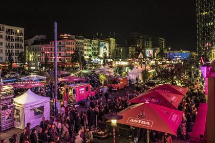 Gigantisch - Erneut volles Programm auf dem Reeperbahn Festival