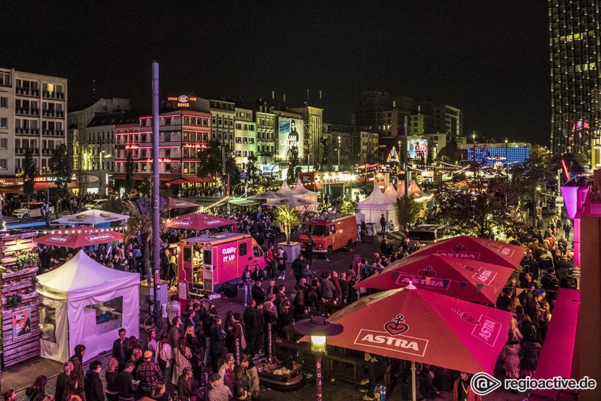 Alles dreht sich - um Musik - Bilder & Bericht: So war das Reeperbahn Festival 2017
