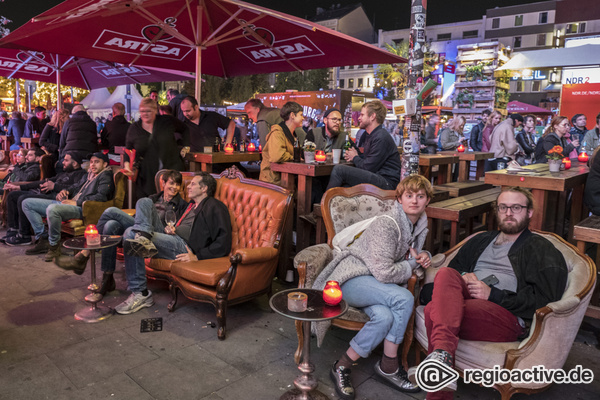 Reep the harvest you have sown - Impressionen vom Samstag beim Reeperbahn Festival 2017