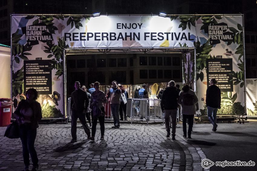 Impressionen (Reeperbahn Festival, 2017)
