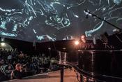 Experimentell: Live-Bilder von Martin Kohlstedt beim Reeperbahn Festival 2017