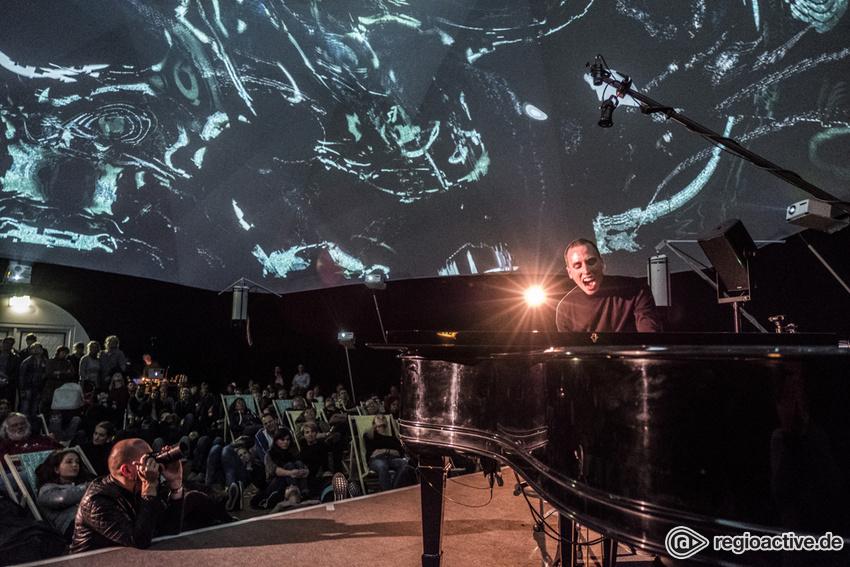 Martin Kohlstedt (live in Hamburg, 2017)
