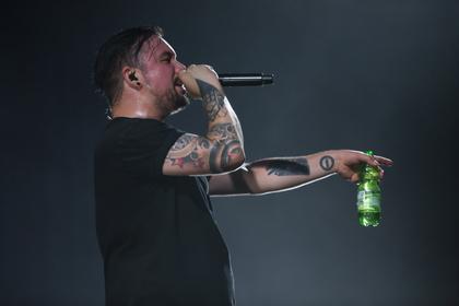 Fiesta - Live-Fotos von Callejon als Support von Papa Roach in Offenbach