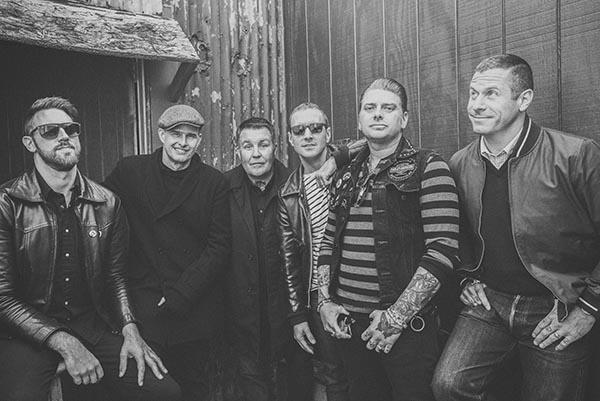 Trinkerhymnen - Raue Kelten: Dropkick Murphys im Februar 2018 live in Mannheim, Dortmund und Wien