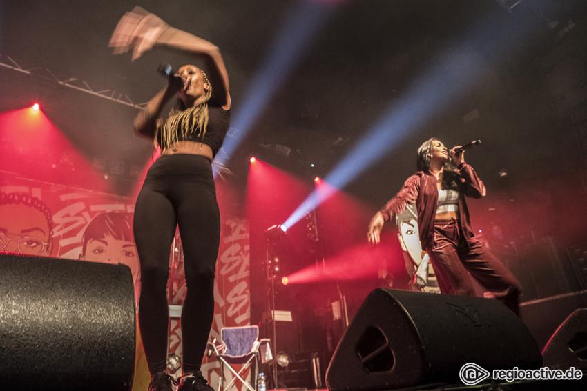 SXTN (live in Hamburg, 2017)