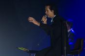 Magisch: Live-Fotos von Nick Cave in der Frankfurter Jahrhunderthalle