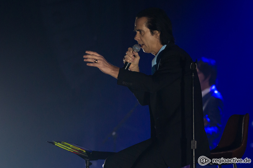 Nick Cave (live in Frankfurt, 2017)