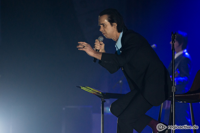 Nick Cave (live in Frankfurt, 2017)