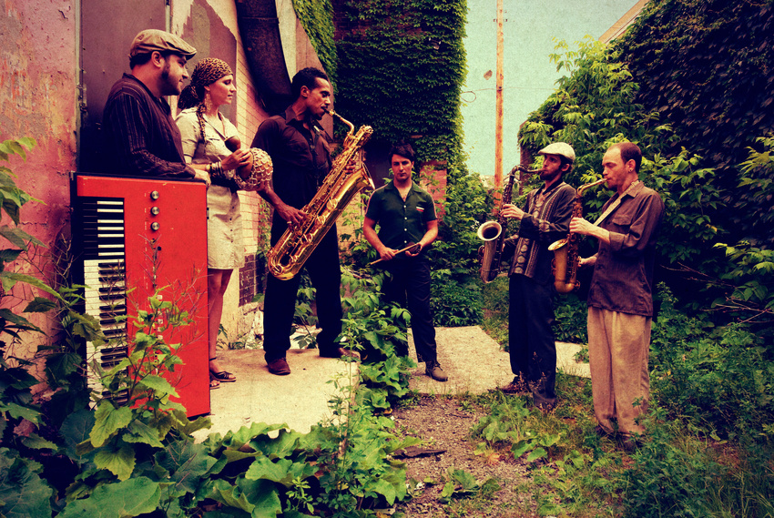 Souljazz Orchestra (2012)