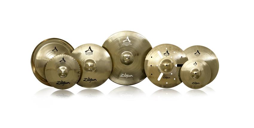 """Jubiläumsklang: 25 Jahre Zildjian """"A Custom""""-Serie"""