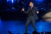 Stylish: Bilder von John Legend live in der Jahrhunderthalle Frankfurt