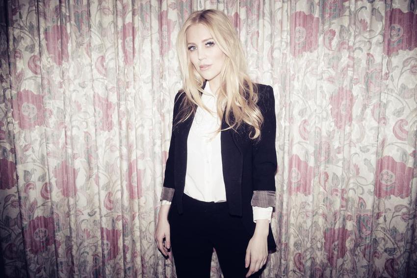 Blondes Goldkehlchen - Poesie auf Band: Alexa Feser im Januar 2018 in Deutschland unterwegs
