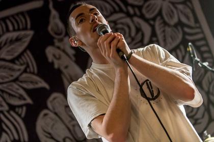 Boatspotting - Trash Boat: Live-Bilder der Punkrockband als Support von Silverstein in Wiesbaden