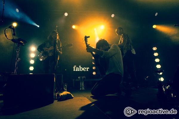 Faberhaft - Klartext: Live-Bilder von Faber im Wizemann in Stuttgart