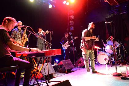Soul am Neckar - Enjoy Jazz 2017: Ephemerals begeistern im Karlstorbahnhof Heidelberg