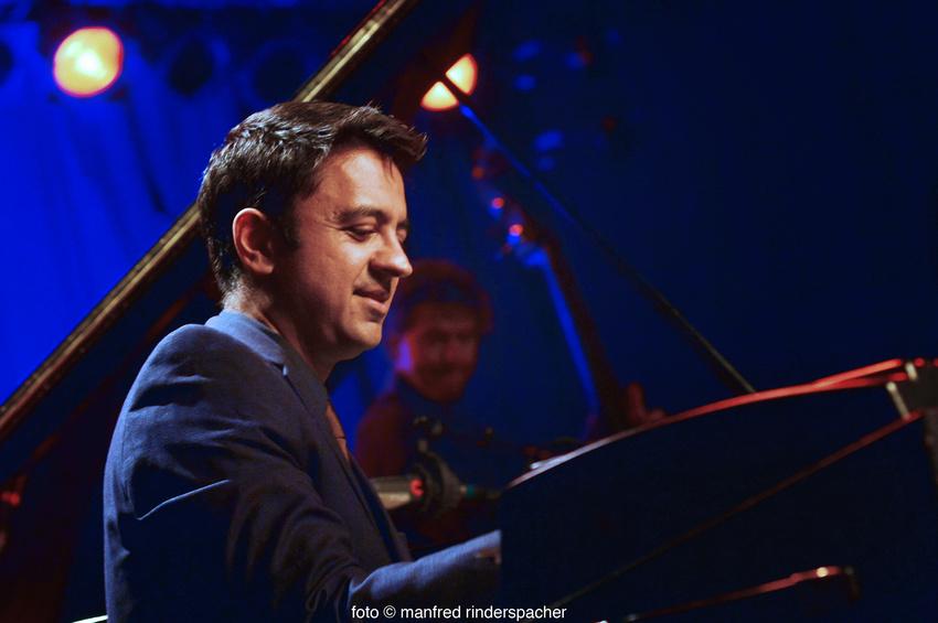Vijay Iyer (live in Mannheim, 2017)