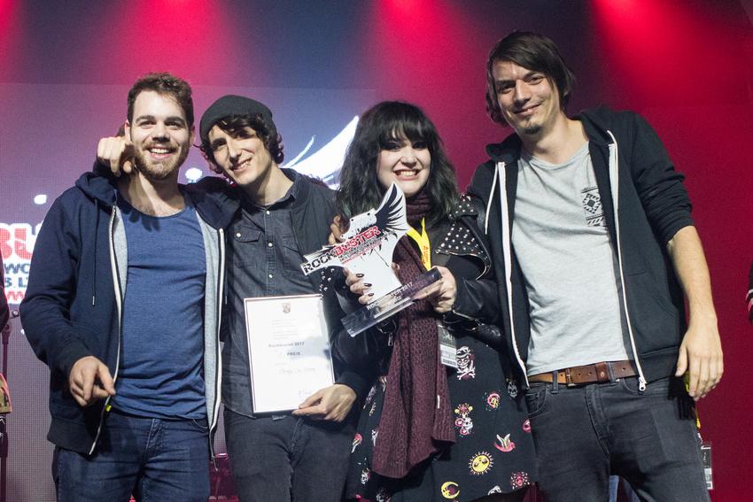 Wendy I'm Home (Gewinner beim Rockbuster Finale 2017 in Koblenz)