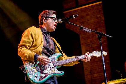 Lieblings-Nerd - Beverly Hills: Live-Bilder von Weezer im E-Werk Köln
