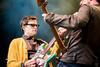 Brillen, Strickjacken und Rock'n'Roll - Weezer feiern im Kölner E-Werk ihr europäisches Live-Comeback