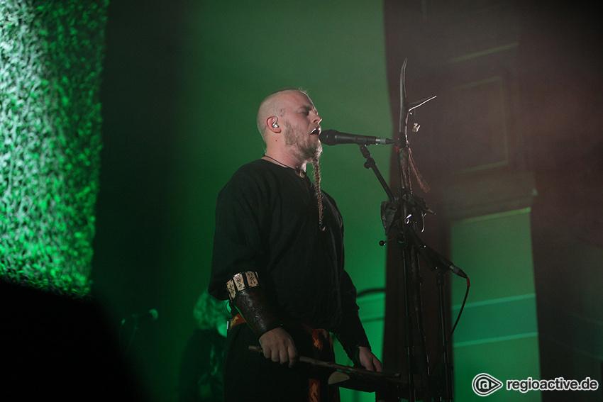 Wardruna (live in Heidelberg, 2017)